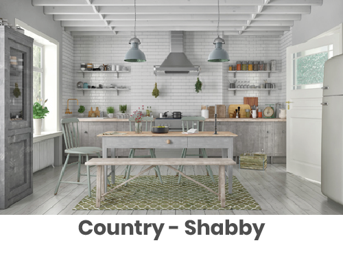 country-shabby